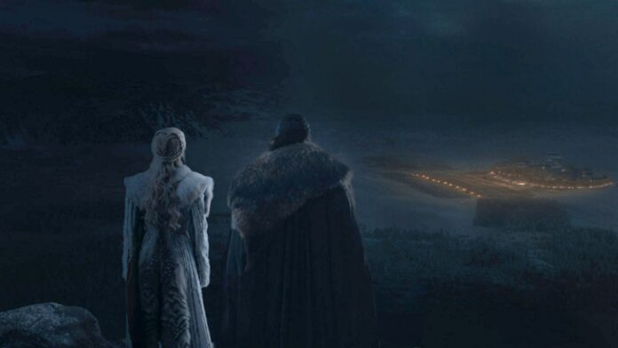 Game Of Thrones 8 Temporada Ep 3