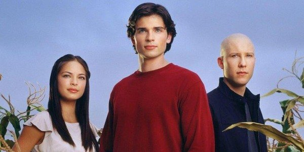 Smallville As aventuras do superboy tom welling