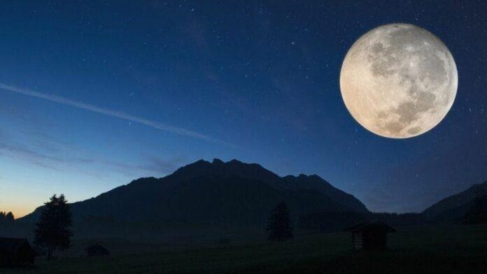 lua hoje